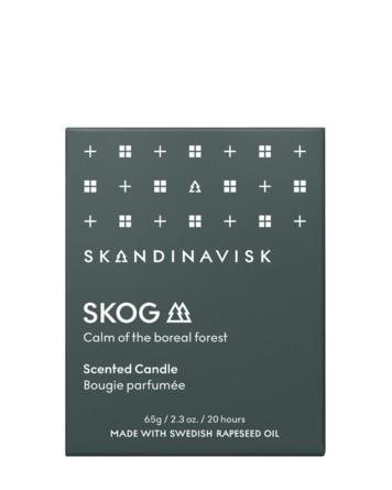 SKANDINAVISK SKOG Scented Candle w Lid 65g