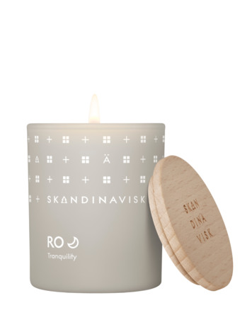 SKANDINAVISK RO Scented Candle w Lid 65g