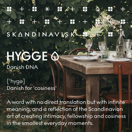 SKANDINAVISK HYGGE Reed diffuser 200 ml