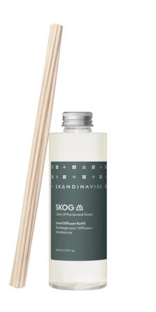 SKANDINAVISK SKOG Reed diffuser refill 200 ml