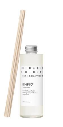 SKANDINAVISK LEMPI Reed diffuser refill 200 ml