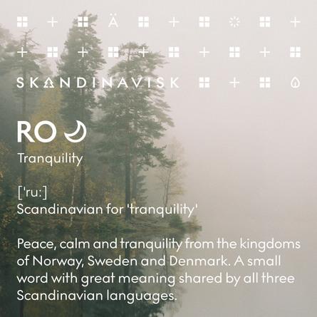 SKANDINAVISK RO Reed diffuser refill 200 ml