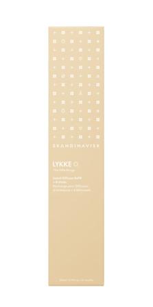 SKANDINAVISK LYKKE Reed diffuser refill 200 ml