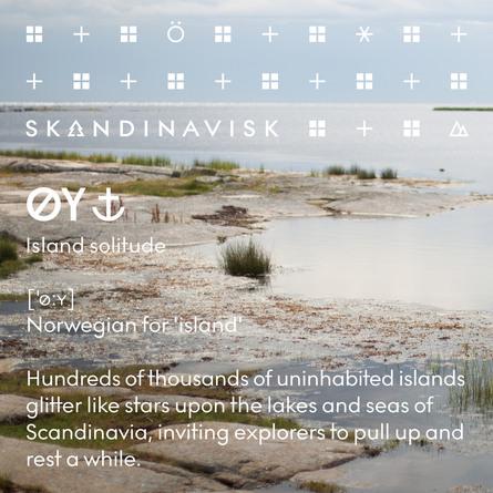 SKANDINAVISK ØY Hand Cream 75 ml