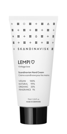 SKANDINAVISK LEMPI Hand Cream 75 ml