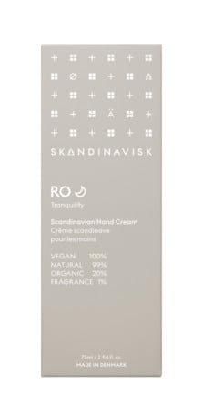 SKANDINAVISK RO Hand Cream 75 ml