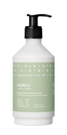 SKANDINAVISK FJORD Hand & Body Lotion 450 ml
