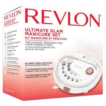 Revlon Premium Mani/pedicure Sæt