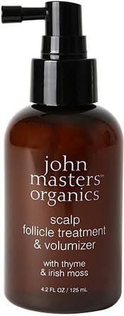 John Masters Organics Scalp Follicle Treatment & Volumizer with Thyme & Irish Moss 125 ml