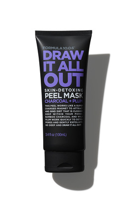 Formula 10.0.6 Draw it All Out Detoxing Peel Mask 100 ml