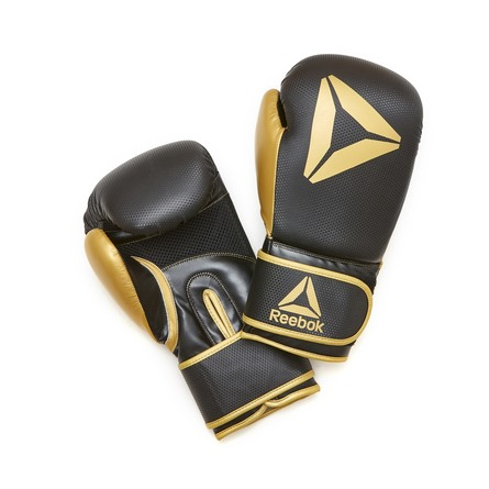 Reebok træningsudstyr Boksehandsker Gold / Black 16 oz