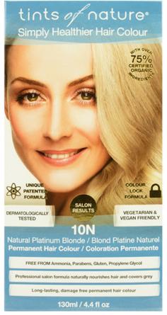 Tints of Nature Natural Platinum Blonde