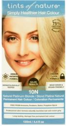 Natural Platinum Blonde