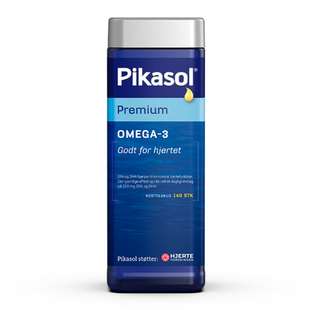 Pikasol Premium 140 stk