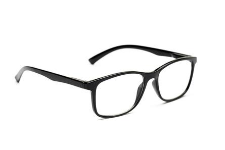 Prestige Læsebrille Shiny Black + 1