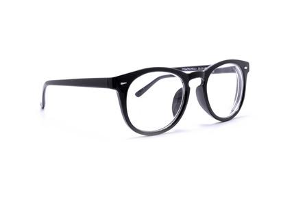 Prestige Minus brille Shiny Black -0,5