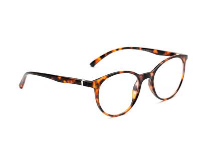 Prestige Læsebrille Demi Brown + 1