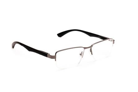 Prestige Læsebrille Gun Metal + 1