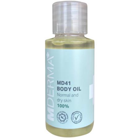 MDerma MD41 Body Oil 30 ml sample size