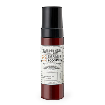 Ecooking Selvbrunermousse 200 ml
