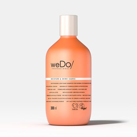 weDo Professional Moisture & Shine Shampoo 300 ml
