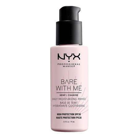 NYX PROFESSIONAL MAKEUP Bare With Me Hemp Primer SPF 30
