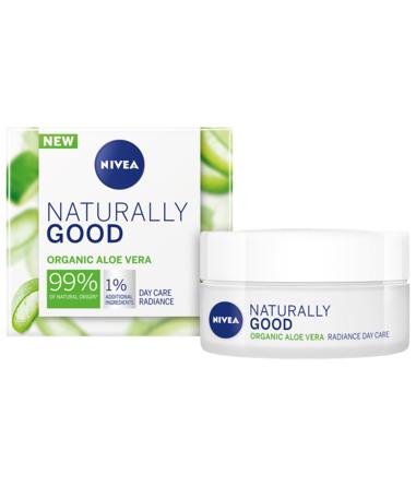 Nivea Naturally Good Dagcreme 50 ml