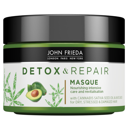 John Frieda Detox and Repair Cannabis Deep conditioner/Masque 250 ml