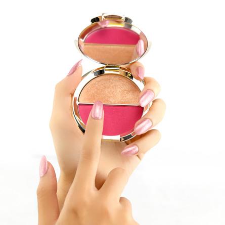 Le mini macaron Single Gel Polish Rose Gold