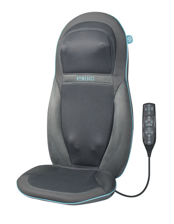 Homedics Massagesæde  Gel Teknologi Shiatsu