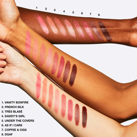 MAC Love Me Lipstick As If I Care