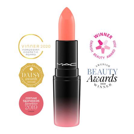 MAC Love Me Lipstick French Silk
