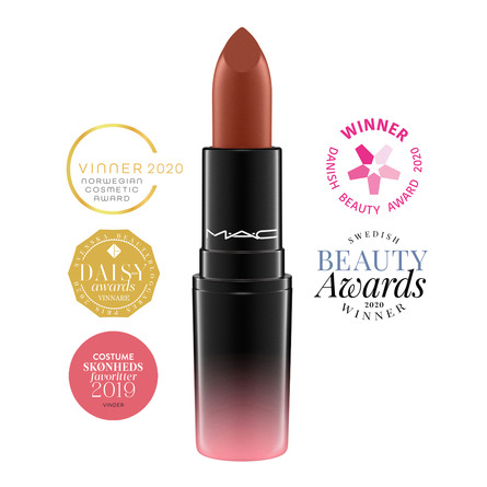 MAC Love Me Lipstick Dgaf