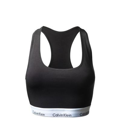 Calvin Klein Undertøj Modern Cotton Plus Bralette Str. 2XL Sort