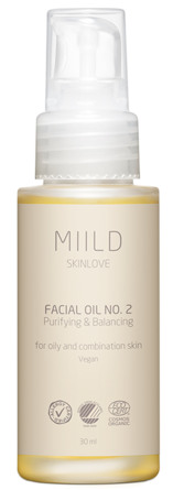 MIILD Facial Oil No. 2 Purifying & Balancing 30 ml