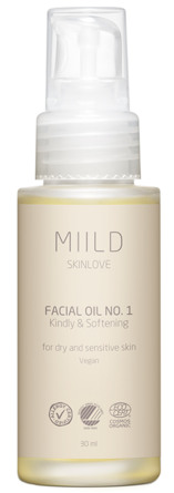 MIILD Facial Oil No. 1 30 ml