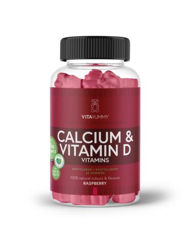 VitaYummy Calcium + Vitamin D 60 stk.