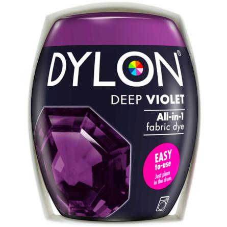 Dylon Tekstilfarve 30 Deep Violet