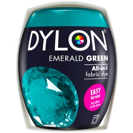 Dylon Tekstilfarve 04 Emerald Green