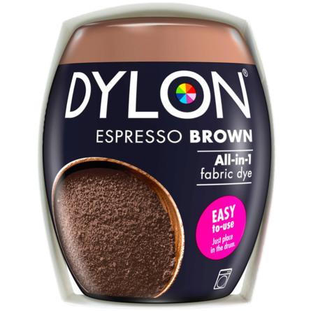 Dylon Tekstilfarve 11 Espresso Brown