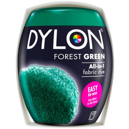 Dylon Maskinfarve 09 Forest Green