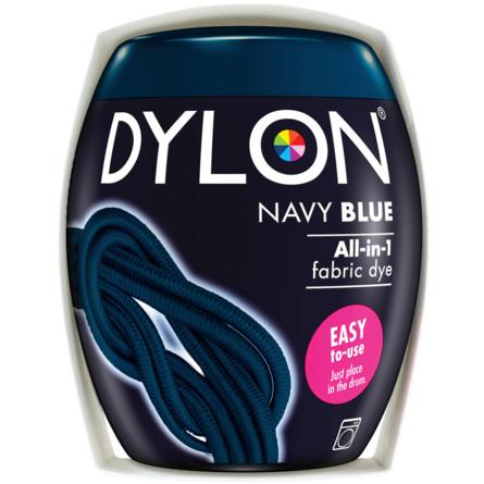 Dylon Tekstilfarve 08 Navy Blue