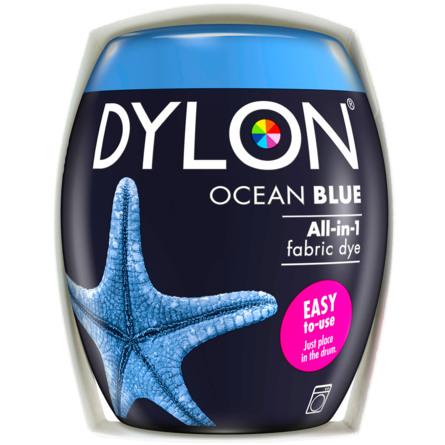 Dylon Tekstilfarve 26 Ocean Blue