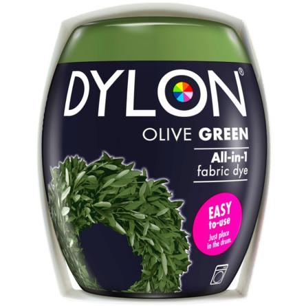 Dylon Maskinfarve 34 Olive Green