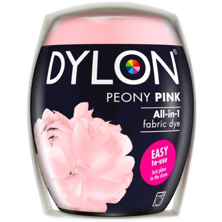 Dylon Maskinfarve 07 Peony Pink