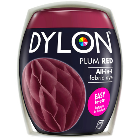 Dylon Tekstilfarve 51 Plum Red