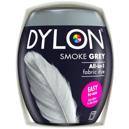 Dylon Tekstilfarve 65 Smoke Grey
