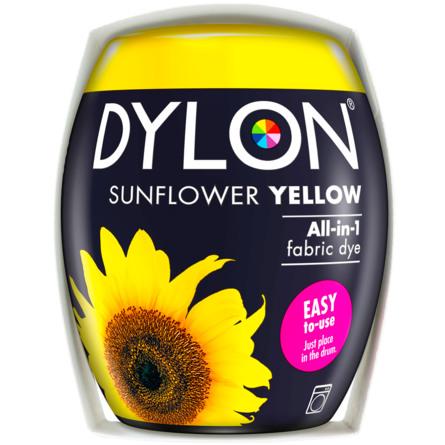 Dylon Tekstilfarve 05 SunflowerYellow