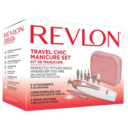 Revlon REVLON Mani/pedicure Sæt Travel