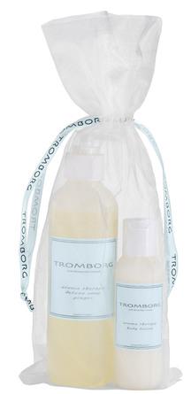 Tromborg Aroma Therapy Deluxe Soap Ginger Gaveæske